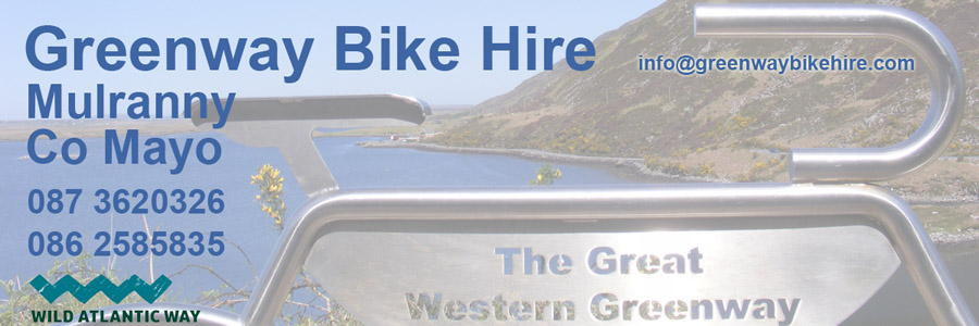 Greenway Bike Hire Site Banner